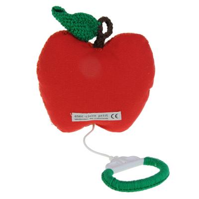 muziekdoosje appel rood anne claire petit achterkant