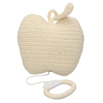 Muziekdoosje witte appel van anne claire petit