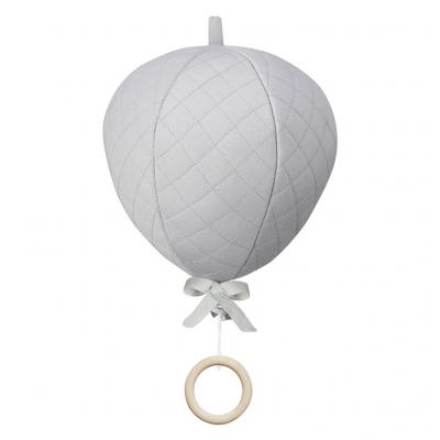 CamCam Copenhagen muziekdoosje luchtballon grijs