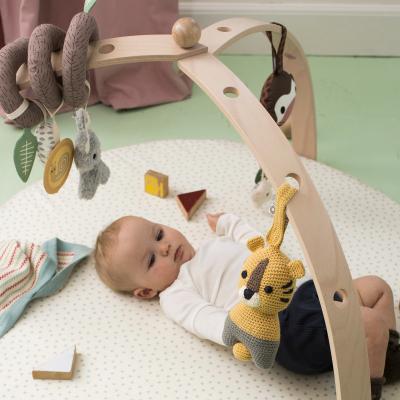 Franck & Fischer babygym BabySpyder hout