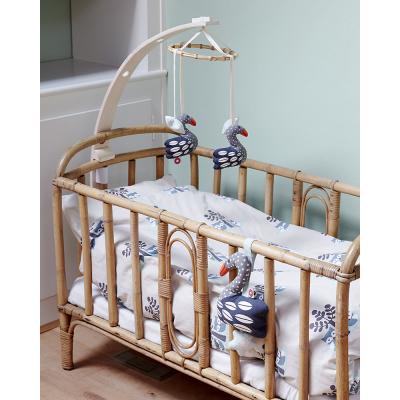Franck & Fischer houder voor bed BabyAmuse wit