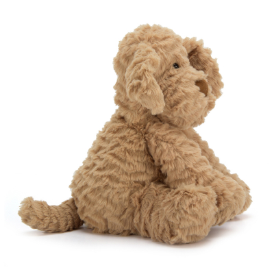 Fuddlewuddle puppy hond knuffel van Jellycat zijkant