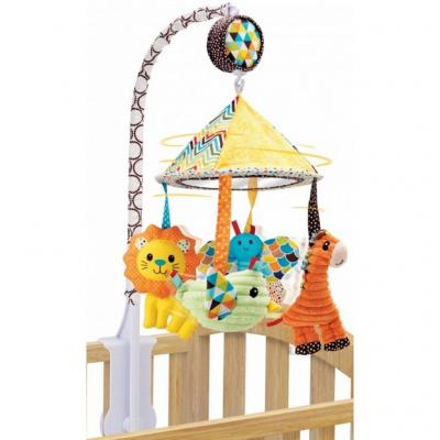 Infantiono muziekmobiel Go-Gaga carrousel
