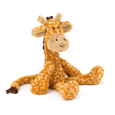 Jellycat knuffel Merryday giraf medium
