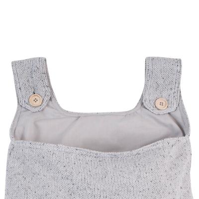 Jollein Boxopbergzak Confetti knit grey