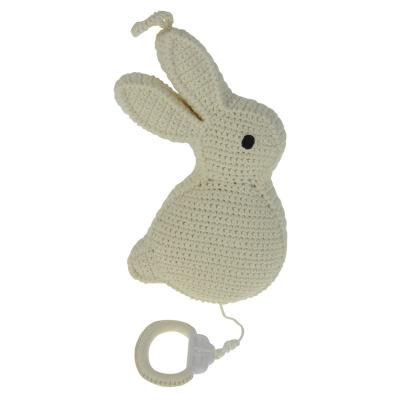 gehaakt muziekdoosje konijn van anne claire petit