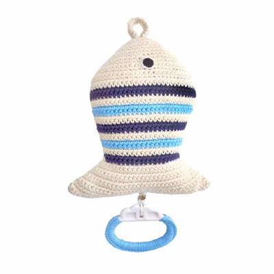 muziekdoosje blauwe vis anne claire petit