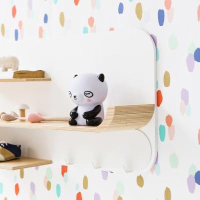 Petit Monkey Panda bear night light