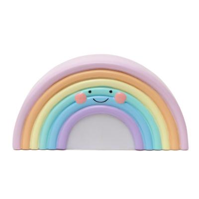 Petit Monkey Rainbow night light