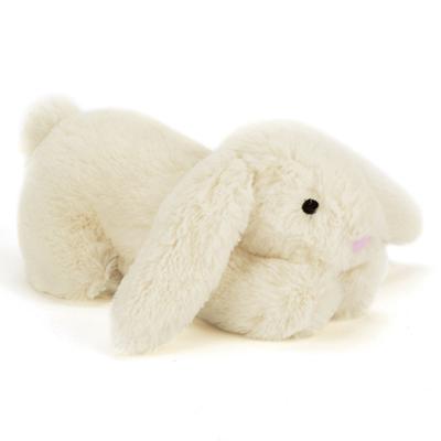 Pipsqueak cream konijn knuffel van Jellycat
