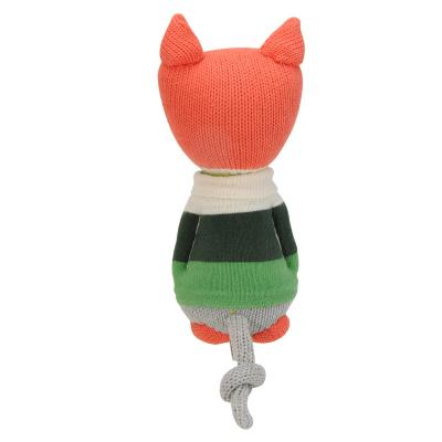 rammelaar hannah oranje kat van anne claire petit achterkant