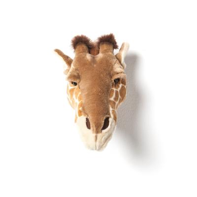 Wild & Soft dierenkop giraf