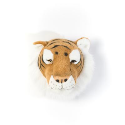 Wild & Soft dierenkop tijger