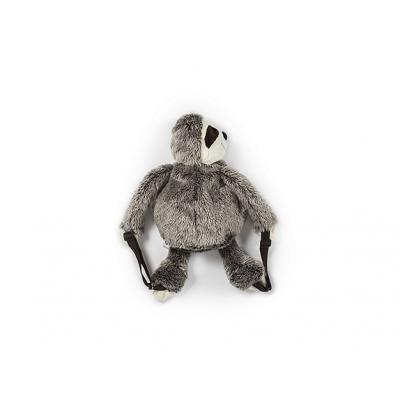 Wild & Soft rugzak luiaard grijs