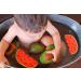 Oli & Carol bijt-en badspeeltje Wally de watermeloen