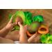 Oli & Carol bijt- en badspeeltje Arnold de avocado