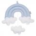CamCam Copenhagen muziekdoosje regenboog dusty blue