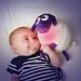 Ewan het droomschaapje met hartslag en baarmoeder geluiden