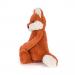 Jellycat knuffel Bashful vos welp medium