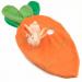 konijn met wortel knuffeldoekje egmont toys