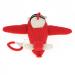 Gehaakt muziekdoosje vliegtuig achterkant van anne claire petit