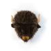 Wild & Soft dierenkop buffel