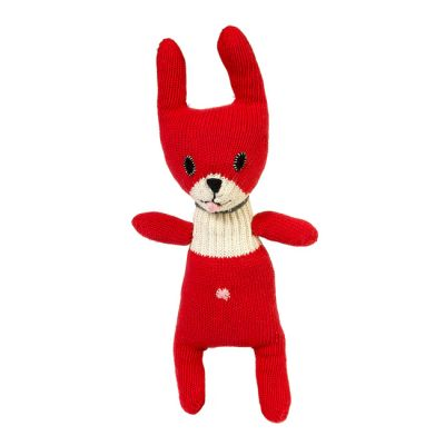 Anne Claire Petit knuffel konijn klein rood