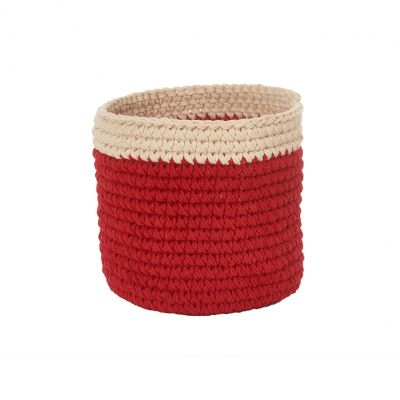 Anne Claire Petit mini mand rood