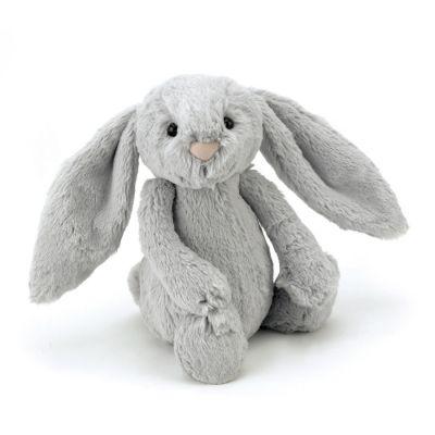 Bashful Zilveren konijn 31 van Jellycat