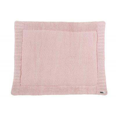 Meyco Silverline gebreid boxkleed mixed roze
