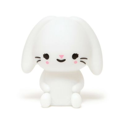 Petit monkey Bunny night light white