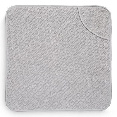 CamCam Copenhagen badcape grijs