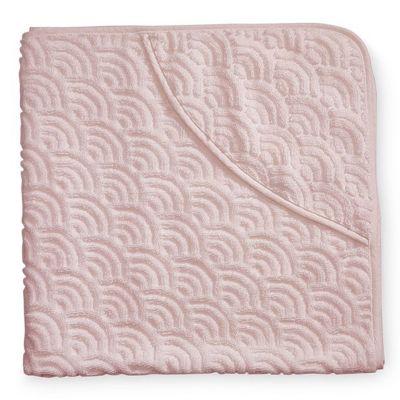 CamCam Copenhagen badcape roze