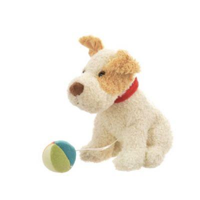 Egmont Toys muziekknuffel Eliot de hond