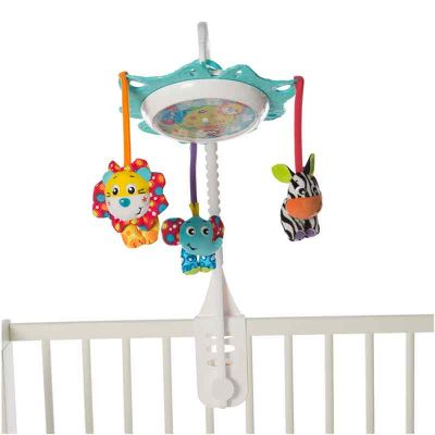 Muziekmobiel Music and Lights and Nightlight van Playgro