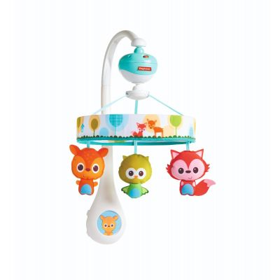 Muziekmobiel Tiny friends lullaby van Tiny Love