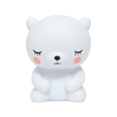 Petit Monkey Polar bear night light