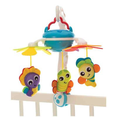 Muziekmobiel Musical Travel van Playgro