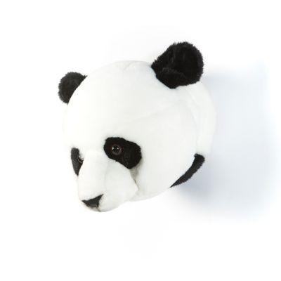 Wild & Soft dierenkop panda